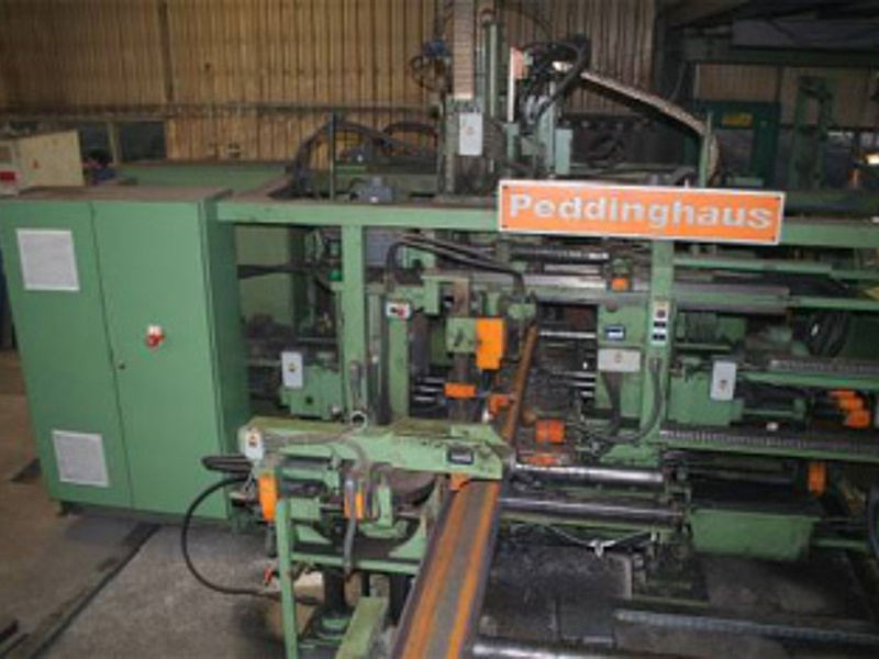 Peddinghaus Beam Drill Line TDK 1000-9