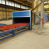 Intec Lackiersysteme - coating systems Lacktrockenofen LTO , paint dryer - 3