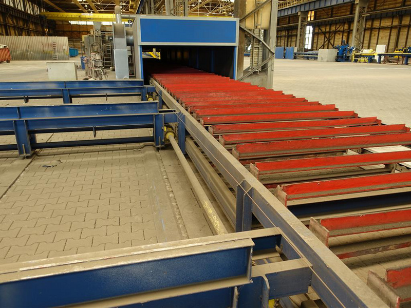 Intec Lackiersysteme - coating systems Lacktrockenofen LTO , paint dryer