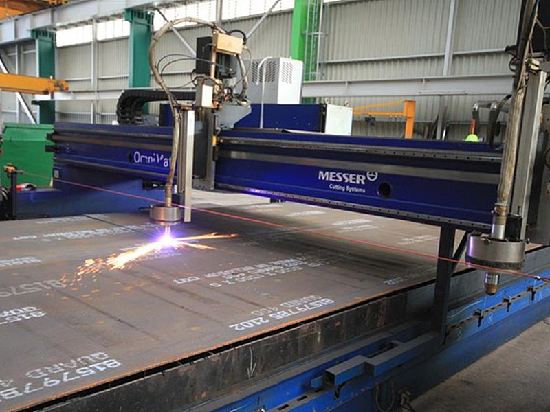 Messer Cutting Systems OmniMat L 5200