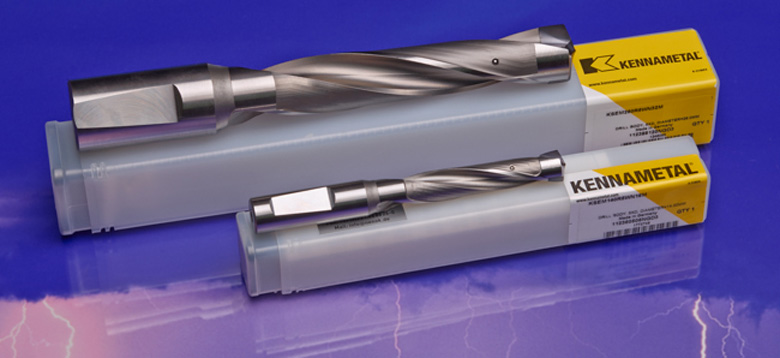 KSEM Kennametal Drill Bodies Product Range